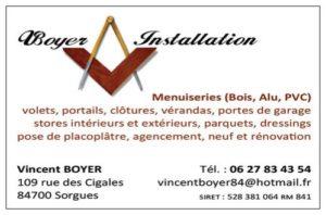 Logo + carte de visite artisan