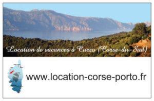 Carte de visite location de vacances