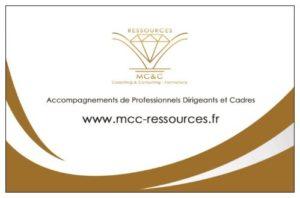 Logo + carte de visite (verso) société de coaching